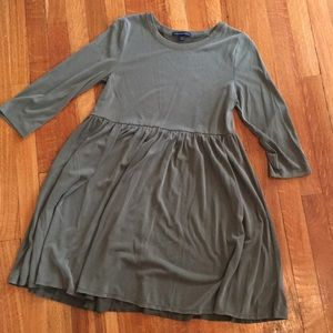 American Eagle Baby Doll Dress Size: S